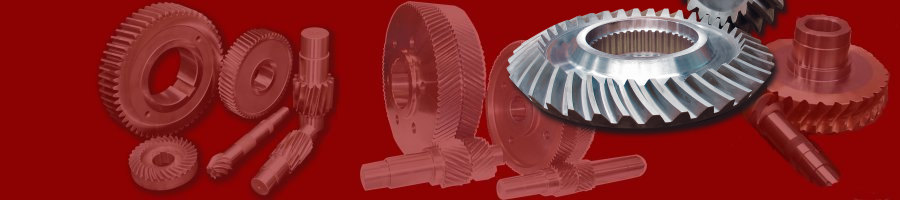 Helical and worm gears
